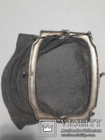 Театральная сумочка, серебро 800*, фото №8