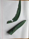 Серп и втульчатое долото культура Ноуа photo 2