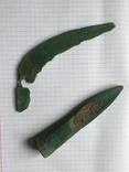 Серп и втульчатое долото культура Ноуа photo 3