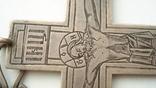 Наградной наперсный «Павловский» крест Серебро 84 проба photo 4