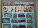 Провизории Бурятия Осетия Камчатка 1992-1994 годы. 1075 шт. photo 4