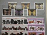Провизории Бурятия Осетия Камчатка 1992-1994 годы. 1075 шт. photo 10