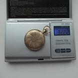 Часы золото 14k в футляре photo 8