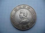 Доллар КИТАЙ 1927 года photo 1