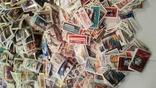 Лот марок стран мира и СССР ( 5600 шт. и около 200 блоков и квартблоков ) photo 3