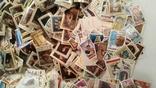 Лот марок стран мира и СССР ( 5600 шт. и около 200 блоков и квартблоков ) photo 5