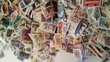 Лот марок стран мира и СССР ( 5600 шт. и около 200 блоков и квартблоков ) photo 6