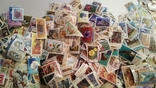 Лот марок стран мира и СССР ( 5600 шт. и около 200 блоков и квартблоков ) photo 9