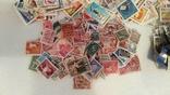 Лот марок стран мира и СССР ( 5600 шт. и около 200 блоков и квартблоков ) photo 11