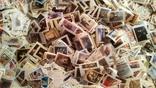 Лот марок стран мира и СССР ( 5600 шт. и около 200 блоков и квартблоков ) photo 12