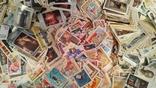 Лот марок стран мира и СССР ( 5600 шт. и около 200 блоков и квартблоков ) photo 13