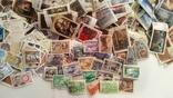 Лот марок стран мира и СССР ( 5600 шт. и около 200 блоков и квартблоков ) photo 14