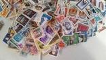 Лот марок стран мира и СССР ( 5600 шт. и около 200 блоков и квартблоков ) photo 15