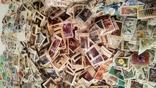Лот марок стран мира и СССР ( 5600 шт. и около 200 блоков и квартблоков ) photo 16