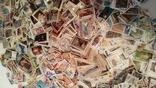Лот марок стран мира и СССР ( 5600 шт. и около 200 блоков и квартблоков ) photo 17