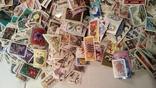 Лот марок стран мира и СССР ( 5600 шт. и около 200 блоков и квартблоков ) photo 18