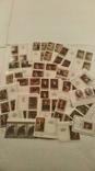 Лот марок стран мира и СССР ( 5600 шт. и около 200 блоков и квартблоков ) photo 21
