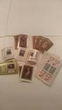Лот марок стран мира и СССР ( 5600 шт. и около 200 блоков и квартблоков ) photo 23