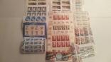 Лот марок стран мира и СССР ( 5600 шт. и около 200 блоков и квартблоков ) photo 25
