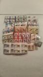 Лот марок стран мира и СССР ( 5600 шт. и около 200 блоков и квартблоков ) photo 26