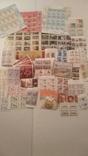 Лот марок стран мира и СССР ( 5600 шт. и около 200 блоков и квартблоков ) photo 28