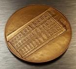 Золотая медаль муниципалитета Милана с документами photo 6