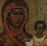 Мстера. Смоленская Богородица на ковчеге. photo 4