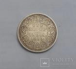 1 Рупия 1889 Британская Индия photo 2