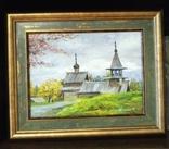 """Картина """"Старая церковь"""". Худ. Найда photo 3"""