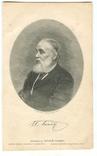 И.А.Гончаров ксилография 1888 год photo 2