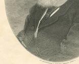 И.А.Гончаров ксилография 1888 год photo 3