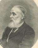 И.А.Гончаров ксилография 1888 год photo 1