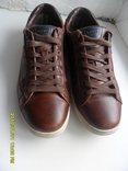 Демисезонная мужская обувь Levis оригинал  . кожа . размер 40. по стельке 25см. photo 1