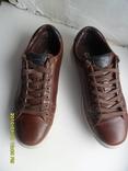 Демисезонная мужская обувь Levis оригинал  . кожа . размер 40. по стельке 25см. photo 4