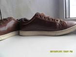 Демисезонная мужская обувь Levis оригинал  . кожа . размер 40. по стельке 25см. photo 5