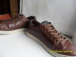 Демисезонная мужская обувь Levis оригинал  . кожа . размер 40. по стельке 25см. photo 6
