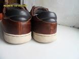 Демисезонная мужская обувь Levis оригинал  . кожа . размер 40. по стельке 25см. photo 9