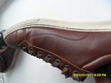 Демисезонная мужская обувь Levis оригинал  . кожа . размер 40. по стельке 25см. photo 13