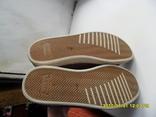 Демисезонная мужская обувь Levis оригинал  . кожа . размер 40. по стельке 25см. photo 15