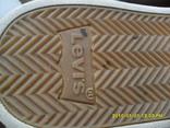 Демисезонная мужская обувь Levis оригинал  . кожа . размер 40. по стельке 25см. photo 16