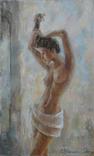 """Картина """"Ню""""40х65холст/масло. Шломенко Н. photo 1"""