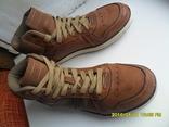 Демисезонная мужская обувь DMG размер 40. по стельке 25см.