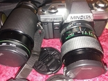 Фотоапарат два объектива