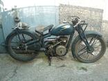 Декали на мотоциклы ИЖ-7 поздний, ИЖ-8, ИЖ-9, ИЖ-12 (качественная копия) переводки, фото №3