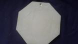 Настенное  старинное панно из бисквита Ф.Толстого, фото №5