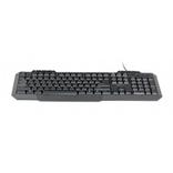 Клавиатура проводная Gembird KB-UM-105-RU USB