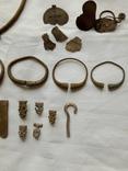 Серебренный комплекс Пеньковской культуры 6-8 век н.е. photo 5