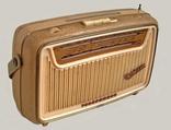 Радиоприёмник Bajazzo-Transistor 3091, Telefunken, 1960 г., Германия.