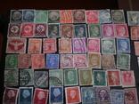 Коллекция марок разных стран. 234 шт.