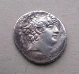 Срібна тетрадрахма Філіпп І Філадельфос (95 - 75 рр. до н. е.) photo 1